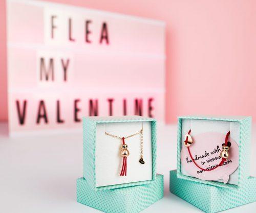 Produkt zum Valentinstag
