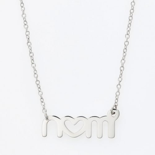 nomi necklace steel